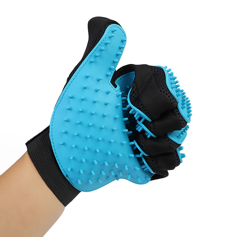 180 Thorns Double-sided Pet Grooming Glove 170134004