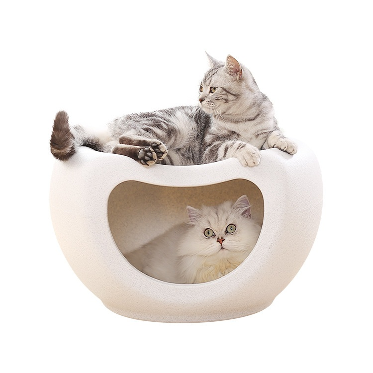 170135001 PP Small Seat Minimalist cat house